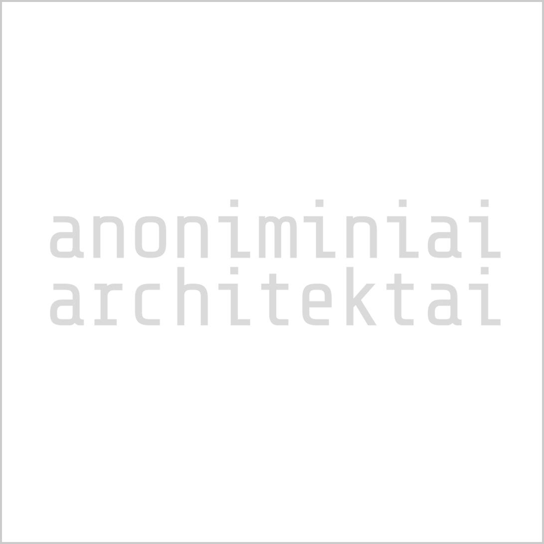 anoniminiai architektai